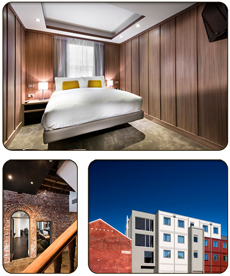 Hougoumont Hotel Fremantle Accommodation