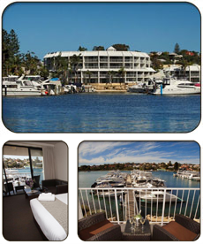 Pier 21 Apartment Hotel - Fremantle Accommodation
