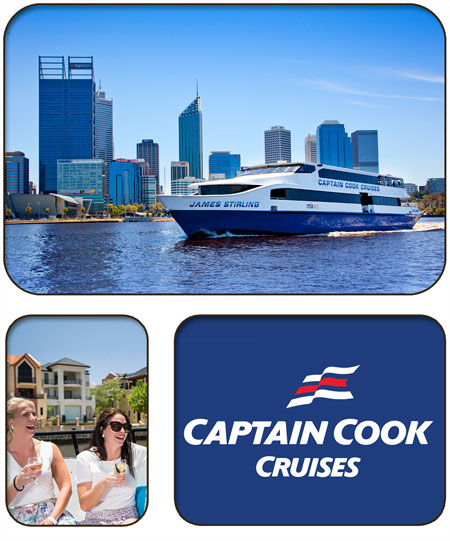 Captain Cook Cruises Fremantle Accommodation
