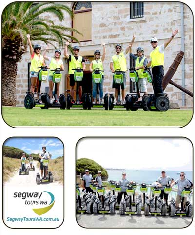 Segway Tours Fremantle Fremantle Accommodation