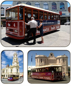 Fremantle Trams Fremantle Accommodation