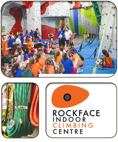 Rockface Indoor Climbing Centre Fremantle Accommodation