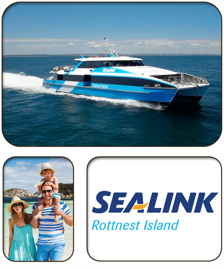 SeaLink Rottnest Island Fremantle Accommodation