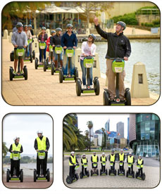 Segway Tours WA Fremantle Accommodation