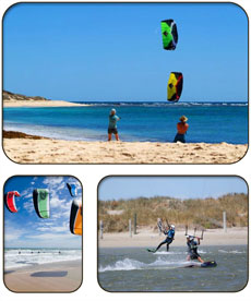 West Oz Kite Boarding Fremantle Accommodation