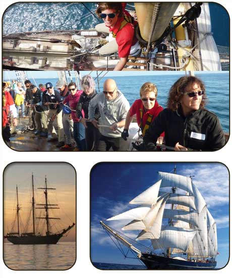 Leeuwin Ocean Adventure Foundation Fremantle Accommodation