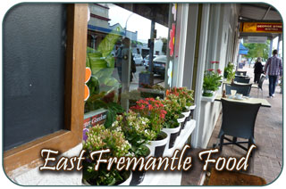 East Fremantle Food - Dining out in East Fremantle