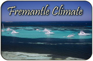 Climate of Fremantle, Western Australia