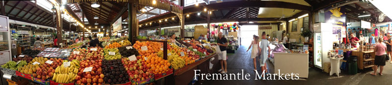 Fremantle Markets Fremantle