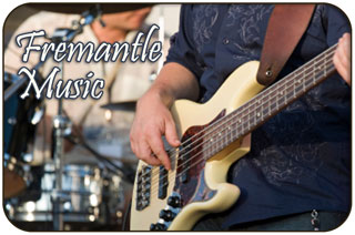 Music in Fremantle, Western Australia