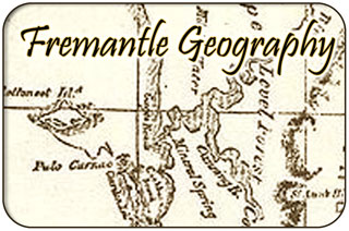 Fremantle Geography