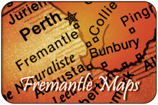 Fremantle Maps