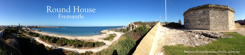 Round House, Fremantle - Panoramic Photograph