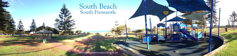 South Beach Playground, South Fremantle
