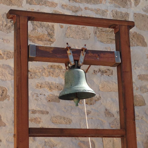 Curfew Bell at the Round House, Fremantle