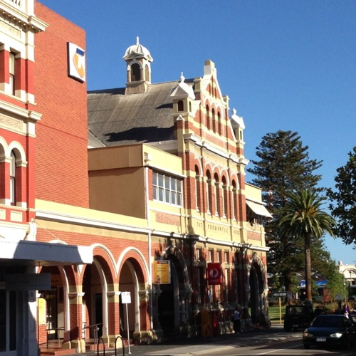 Fremantle Architecture