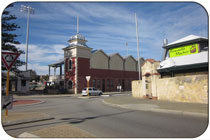 Fremantle Markets and Fremantle Football Club