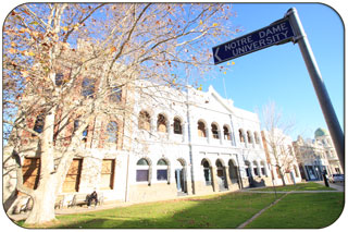Notre Dame University Fremantle