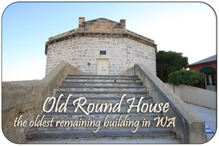 Fremantle Round House (old Fremantle Gaol)
