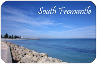 South Fremantle Geography