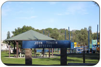 John Tonkin Reserve, East Fremantle