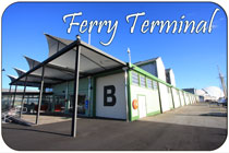 Fremantle Ferry Terminal, B Shed, Fremantle Waterfront