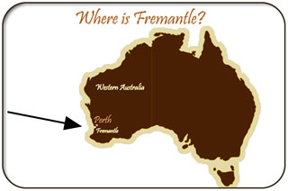 Where is Fremantle?