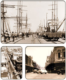 WA Historical Photographs, Shopping Guide, Fremantle, Western Australia